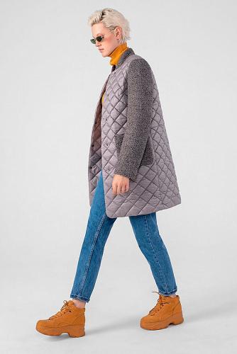 Пальто #177718Мокко