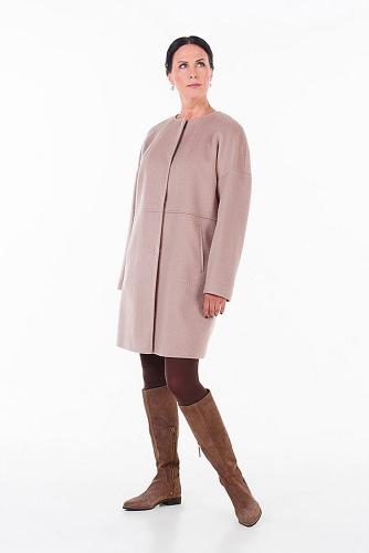 Пальто #175672Светлый кэмел