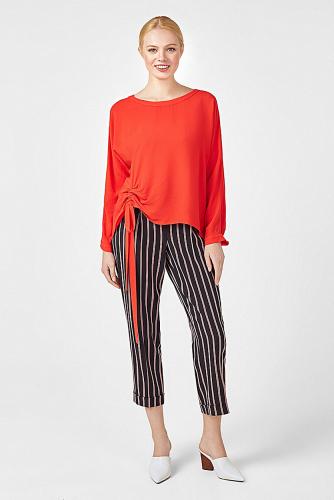 Блуза #180134Красный