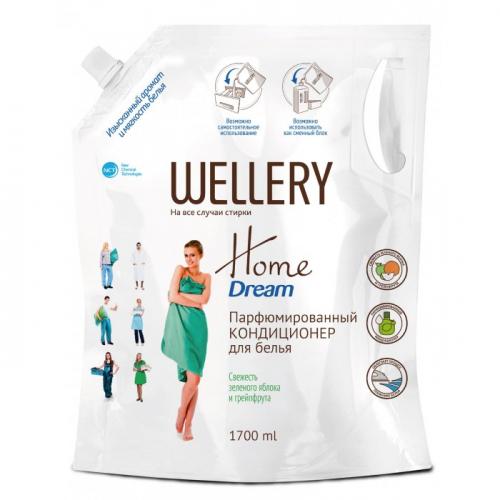 Кондиционер для белья WELLERY Home Dream, 1.7 л