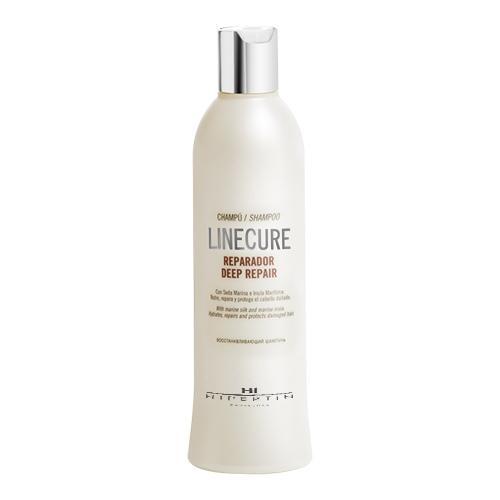 Восстанавливающий шампунь Linecure Deep Repair Shampoo, 300 мл