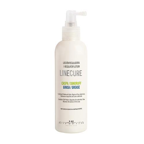 Лосьон против перхоти и для жирных волос LINECURE REGULATING LOTION