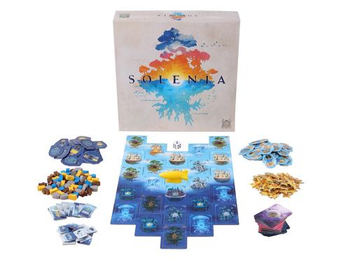 Настольная игра Солания (Solenia)