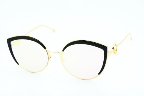 КОПИЯ Fendi солнцезащитные очки женские - BE01134