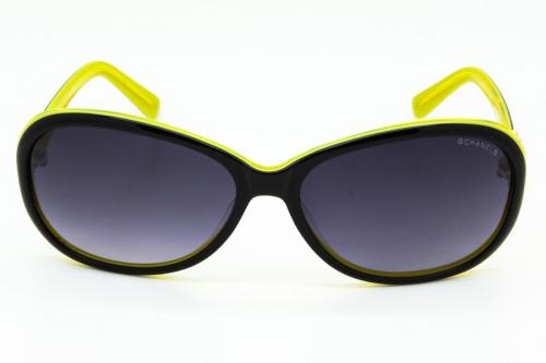 КОПИЯ Chanel солнцезащитные очки женские - BE01235