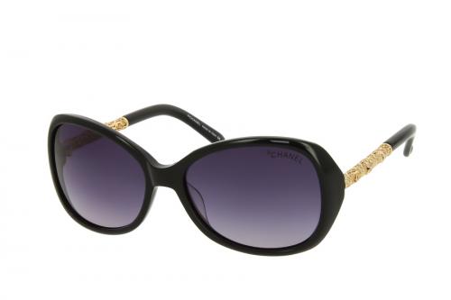 КОПИЯ Chanel солнцезащитные очки женские - BE00103