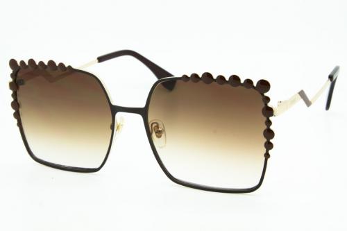 КОПИЯ Fendi солнцезащитные очки женские - BE00797
