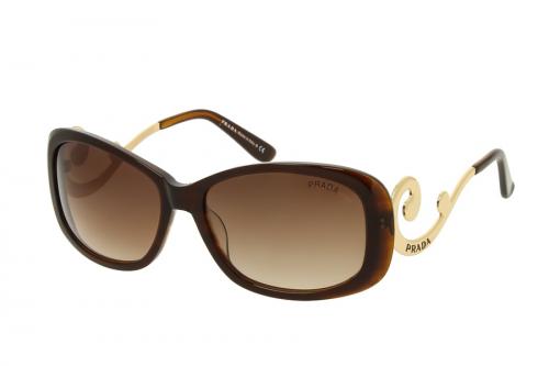 КОПИЯ Prada солнцезащитные очки женские - BE00357