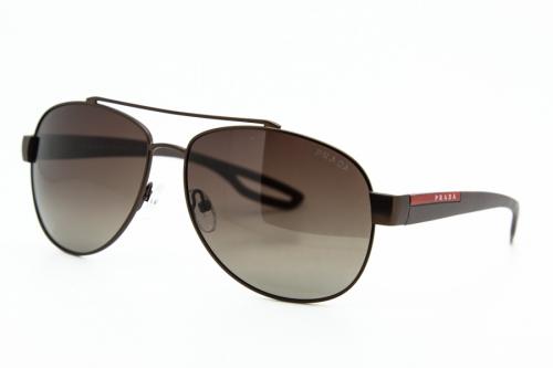 КОПИЯ Prada солнцезащитные очки мужские - BE01030