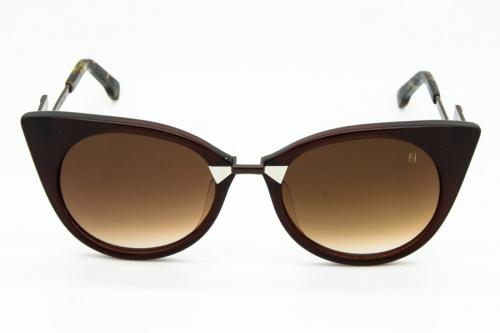 КОПИЯ Fendi солнцезащитные очки женские - BE01282