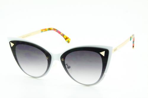 КОПИЯ Fendi солнцезащитные очки женские - BE01066