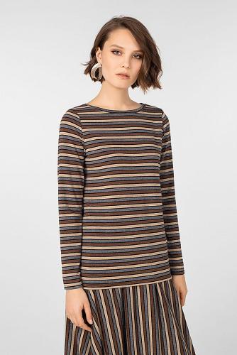 Блуза #180727Мультиколор