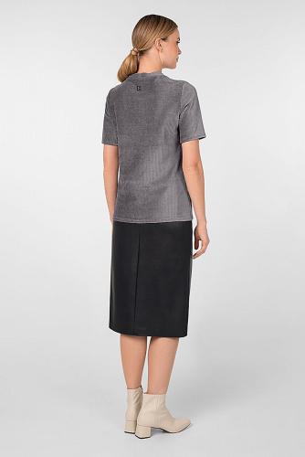 Блуза #180701Серый