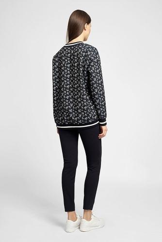 Блуза #180689Мультиколор