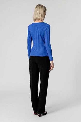 Блуза #180725Синий