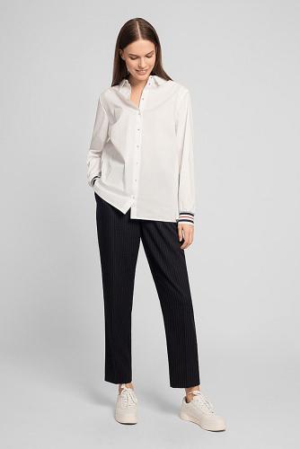 Блуза #180643Белый
