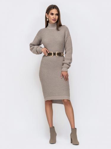 Платье вязаное 32459/1