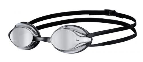 Очки для плавания VERSUS MIRROR silver-black (20)
