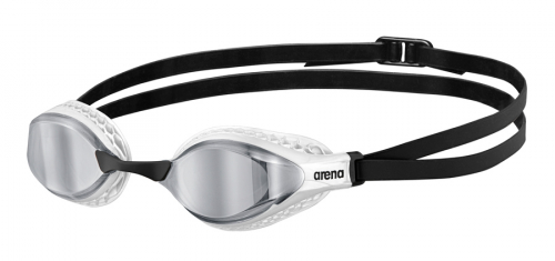 Очки для плавания AIRSPEED MIRROR silver-white (20-21)