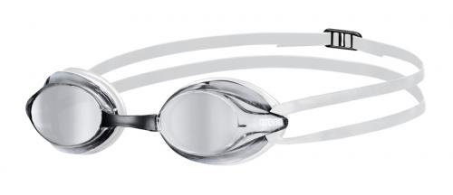 Очки для плавания VERSUS MIRROR silver-white (20)