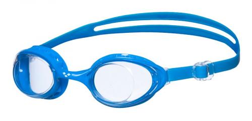 Очки для плавания AIRSOFT clear-blue (20-21)