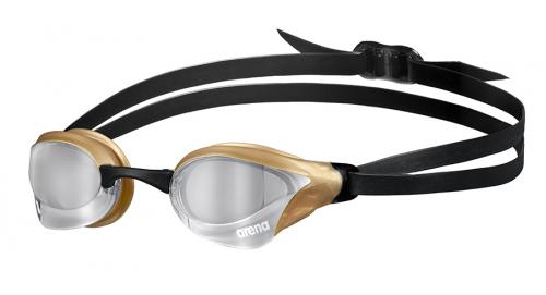 Очки для плавания COBRA CORE SWIPE MIRROR silver-gold (20-21)