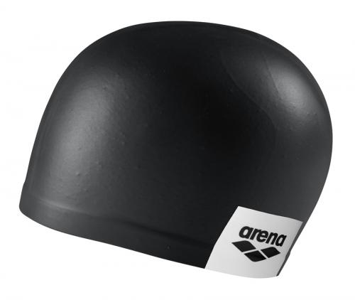 Шапка для плавания LOGO MOULDED CAP black (20)