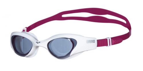 Очки для плавания ж THE ONE WOMAN smoke-white-purple (20-21)