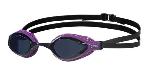 Очки для плавания AIRSPEED dark smoke-purple (20-21)