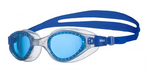 Очки для плавания CRUISER EVO blue-clear-blue (20-21)