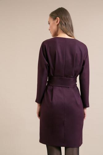 #94064 Платье (Emka Fashion) бордовый