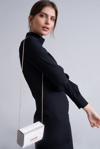 #93974 Платье (Emka Fashion) черный