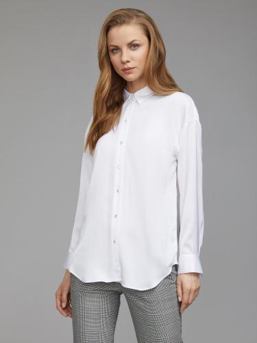 Рубашка из сатина