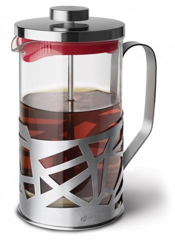 Френч-пресс для заваривания чая и кофе APOLLO genio