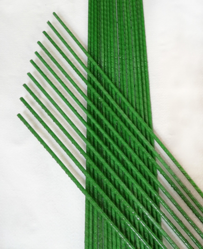 Опора для растений стеклопластиковая  1 м. (10 шт.)
