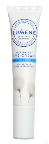 LUMENE \ KLASSIKKO \81334\ Увлажняющий крем для области вокруг глаз для всех типов кожи, 15 мл