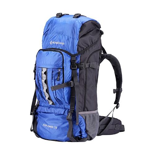 3818р. 4335р. 3208 EXPLORER 75 рюкзак, синий