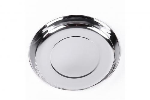 173р. 203р. 3007 Tray тарелка 17см нерж. сталь