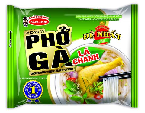 Рисовая лапша De Nhat