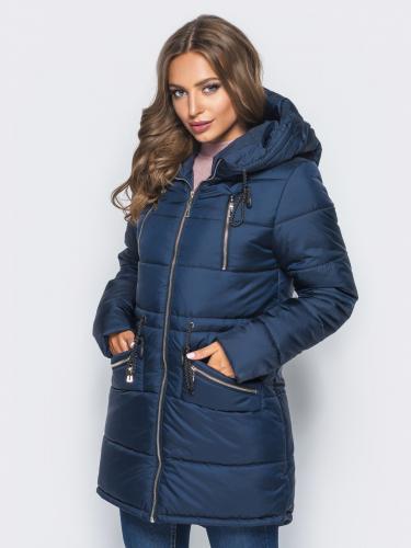 Куртка зимняя 87124