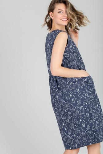 Платье 54066 производителя Eliseeva Olesya