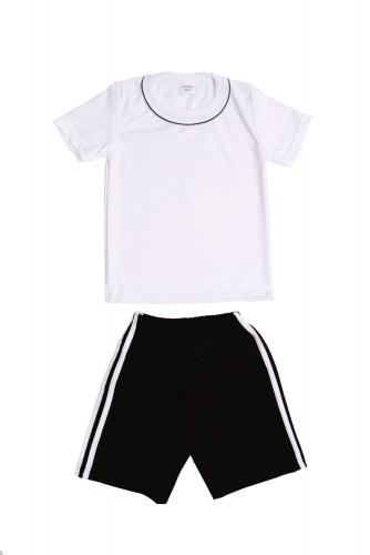 Арт. 14911 Форма спортивная футболка+шорты (супрем)