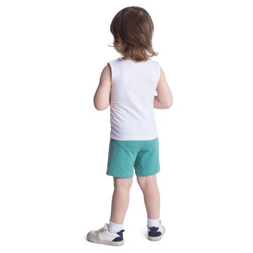 Майка детская трикотажная для мальчиков