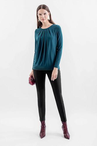 Блуза #180716Травяной