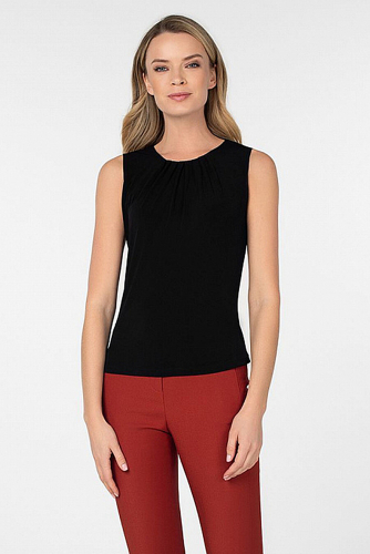 Блуза #180720Черный