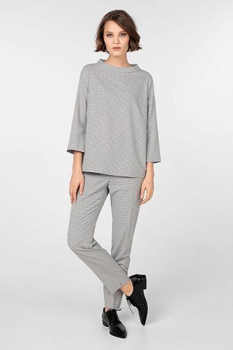 Блуза #180679Мультиколор