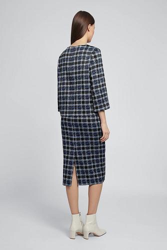 Блуза #180673Мультиколор