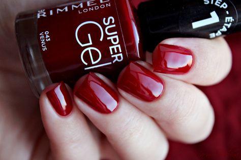 Rimmel Super Gel Ж Товар Nail polish гель-лак для ногтей, тон 043 12 мл