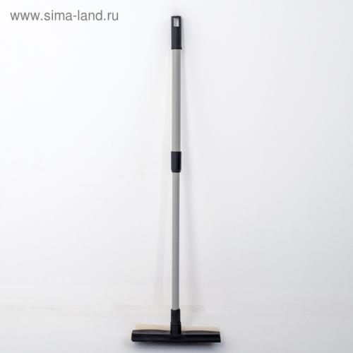 Окномойка с телескопической металлической окрашенной ручкой 20×49(75) см