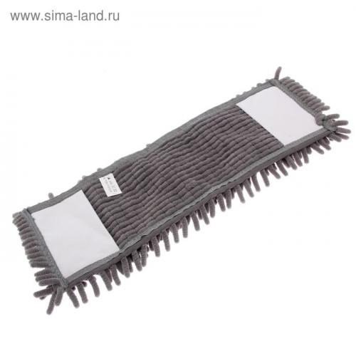 Насадка для плоской швабры 40×12 см
